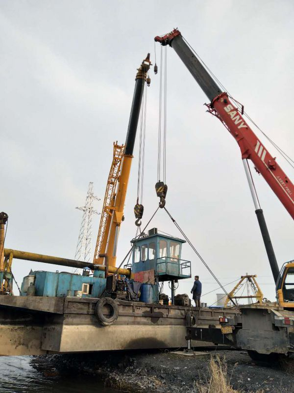 毕节大方县凉水塔清淤,拼装工程船清淤单位信用单位