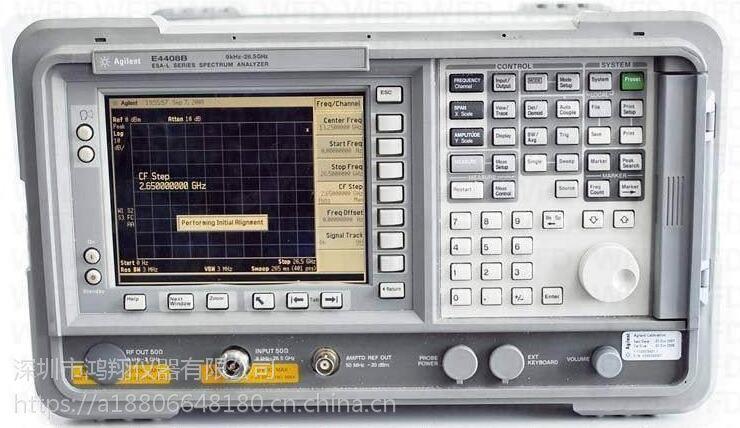 【Agilent回收】E4408B,频谱分析仪