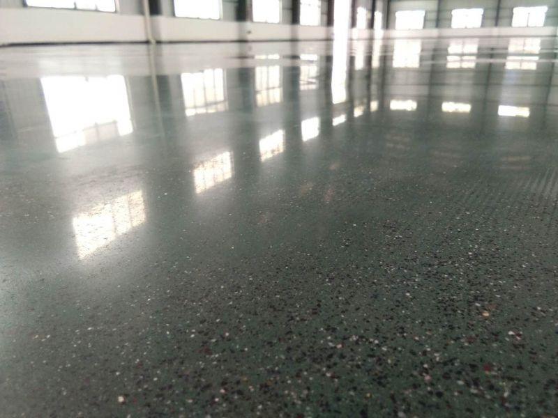 东莞地坪公司-大岭山旧地坪翻新处理