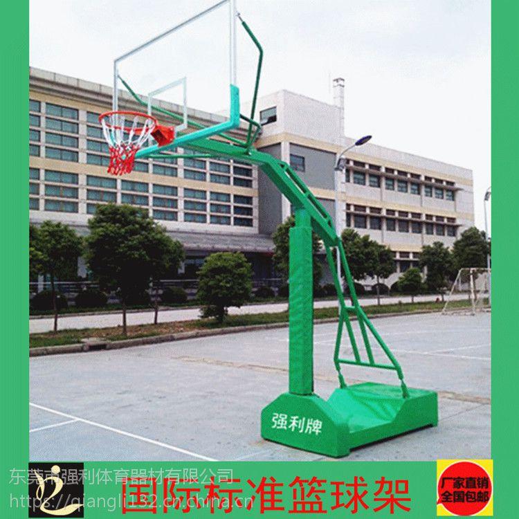 广东篮球架成人标准金陵2B篮球架