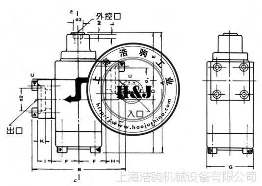 传统型充液阀SLG-48台湾康百世KOMPASS