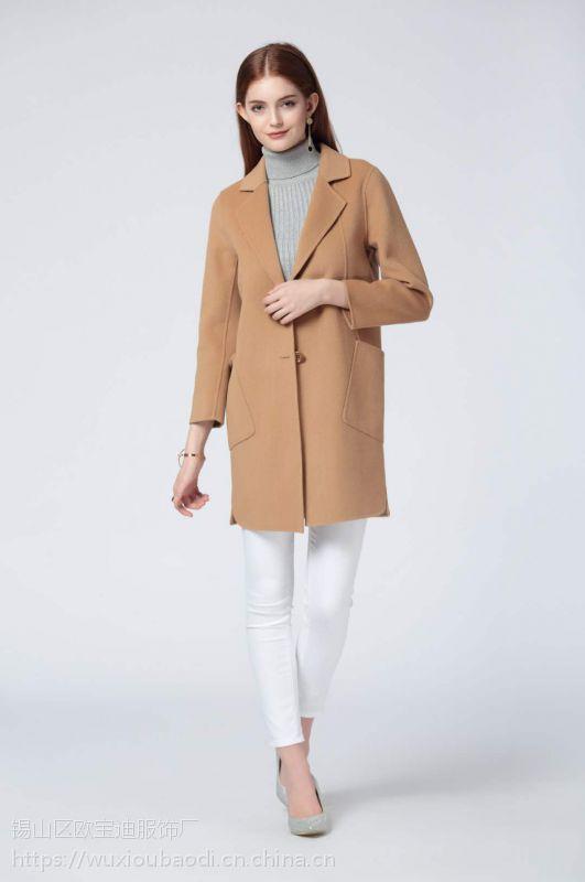 安徽蒙城呢子大衣厂家直销 羊驼毛 阿尔巴卡 厂家