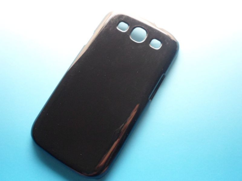 HTC m7 ONE手机壳后盖底托黑白透明贴钻水贴