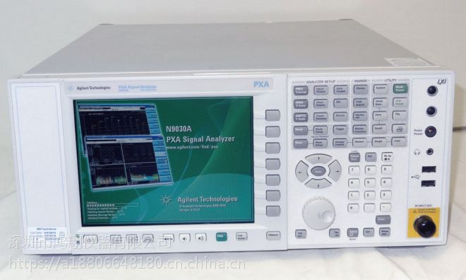 大力回收N9030A,Agilent标配