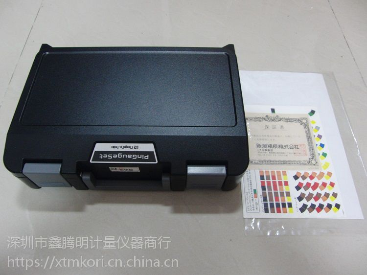 日本SK新泻精机针规AA-3A