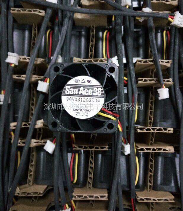 原装三洋 48V 0.08A 109P0848C604 8厘米静音散热风扇现货