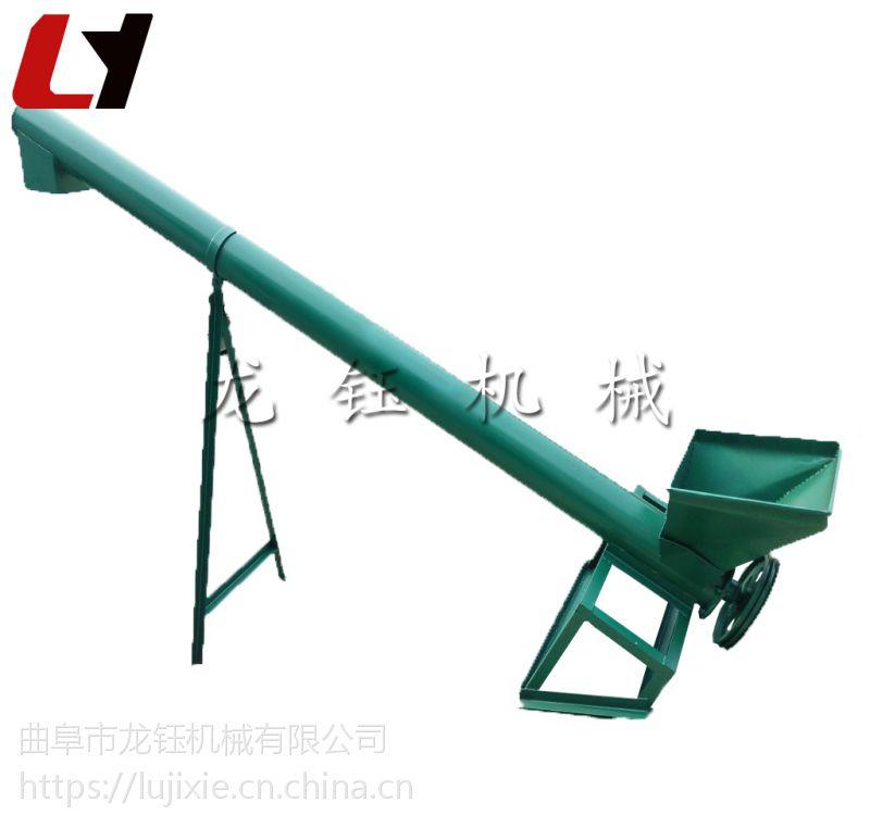 合肥物料提升机 多功能圆管提升机报价