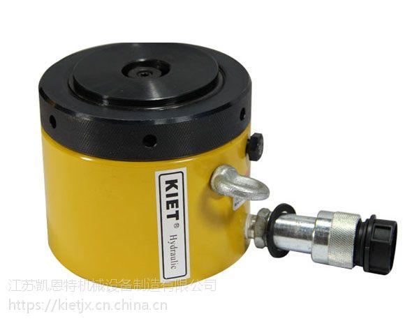 CLL系列单作用大吨位自锁液压千斤顶 江苏凯恩特生产制造
