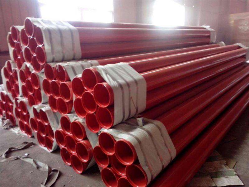 电力钢塑复合管厂家 热浸塑钢管价格,电力涂塑钢管价格