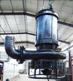 山东高耐磨抽沙泵用途价格|山东高耐磨潜水排沙泵用途型号规格 优质高效 淄博(泵城)瑞昱泵业