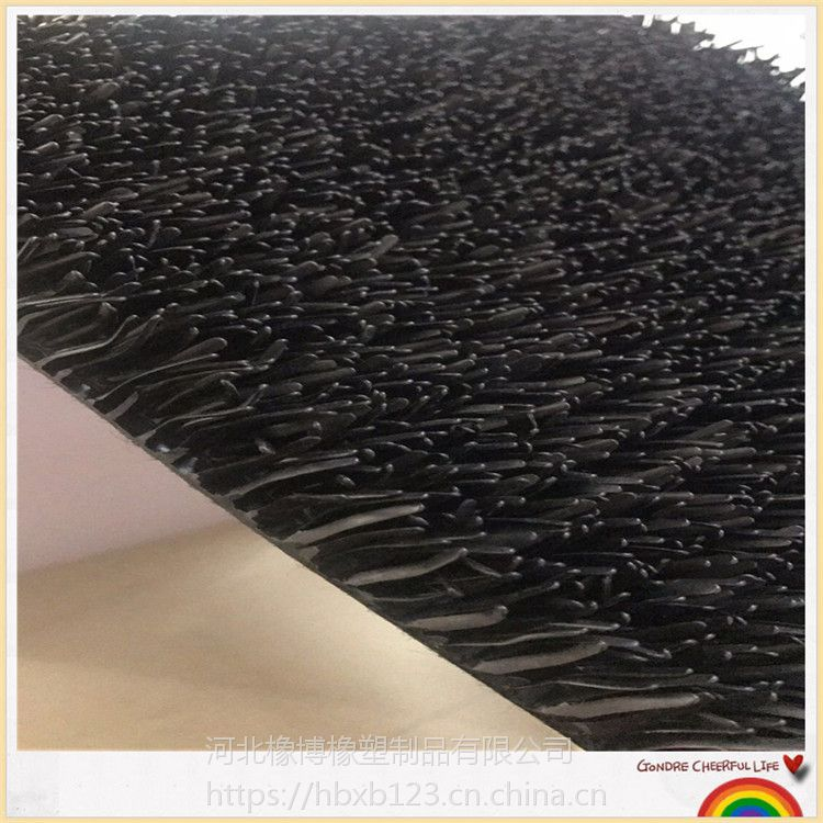 防飞溅挡泥板橡博新国标优质PE材质黑色货车挡泥皮可加工定制