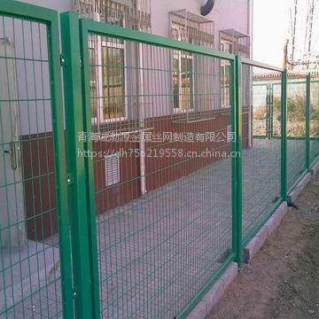 供应果洛藏族自治州护栏网和镀锌隔离栅大量现货
