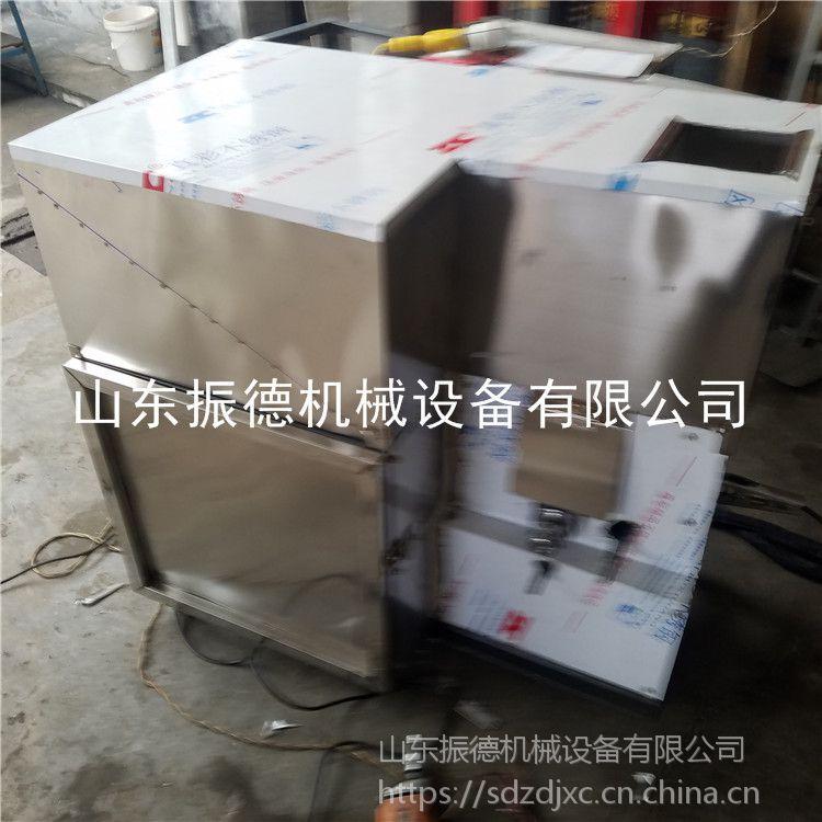 五谷杂粮箱式膨化机 单缸汽油机专用玉米膨化机 空心棒机 振德热销