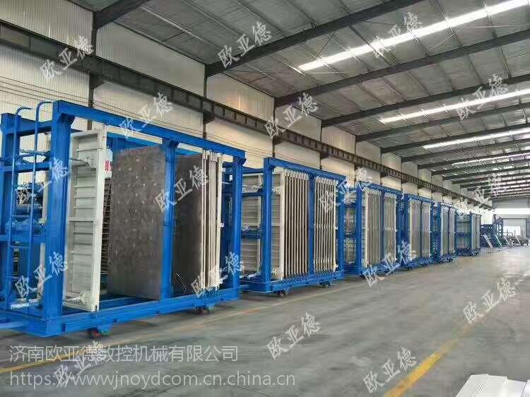 装配式建筑重点推荐 欧亚德墙板设备助力轻质隔墙板