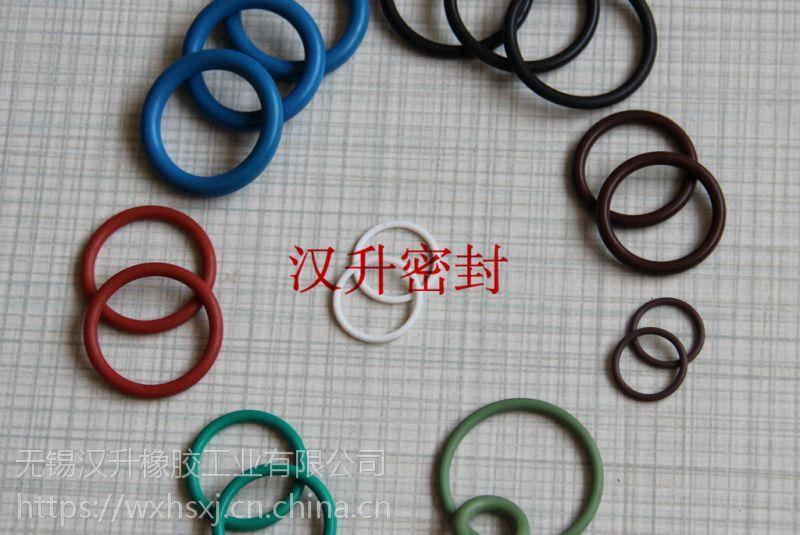 进口台湾O型圈汉升O型圈 丁氰氟胶 耐油耐高压O型密封圈 线径0.7mm 现货供应