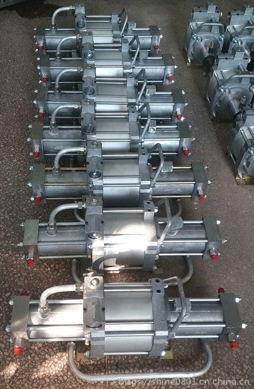 气体增压泵 气密性检测用高压增压泵