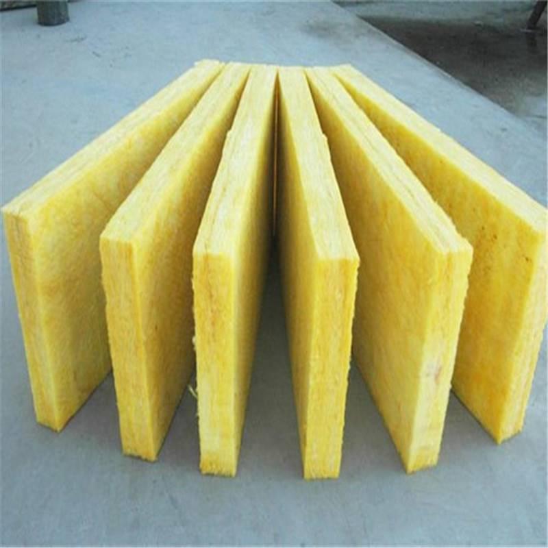 厂家销售玻璃棉板产品 建筑墙体玻璃棉板