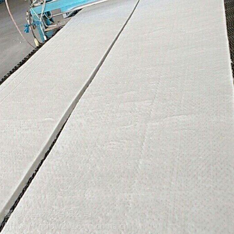 硅酸铝针刺毯供应普通型标准型含锆型耐高温保温棉3600*610*50