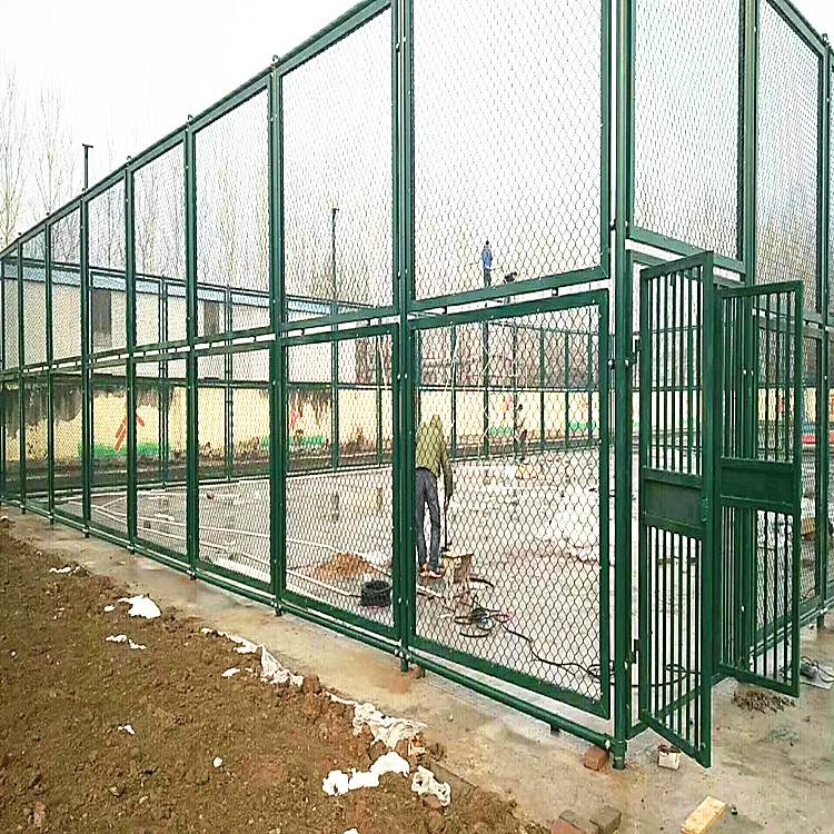 长春球场围栏网供应商 (国帆)网球场围网