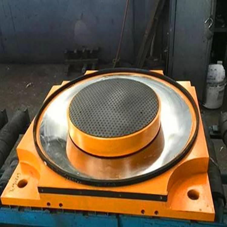 黄山市 GJQZ钢结构钢铰球型钢支座 陆韵 产品建筑工程专用