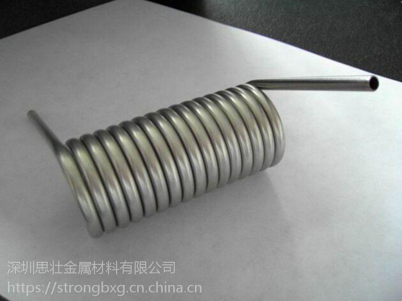供应316L不锈钢盘管 毛细管软管