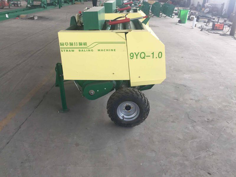 打捆机小麦秸秆玉米秸秆水稻 牧草捡拾型打捆打包机