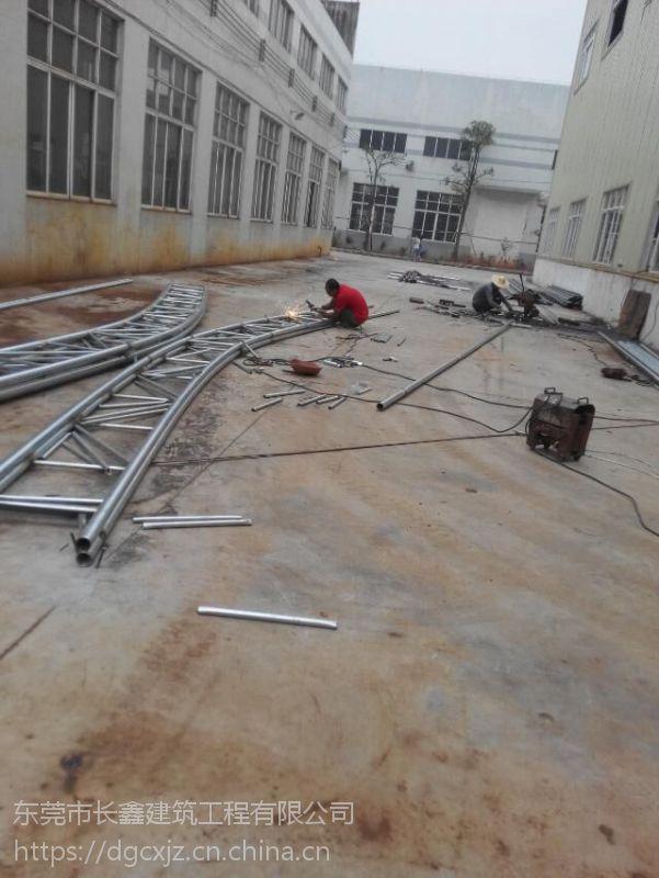 供应增城铁皮瓦房搭建制作安装(专业高效施工)
