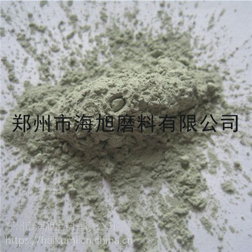 高纯高硬度一级绿碳化硅微粉JIS#3000GC出口级绿碳#3000