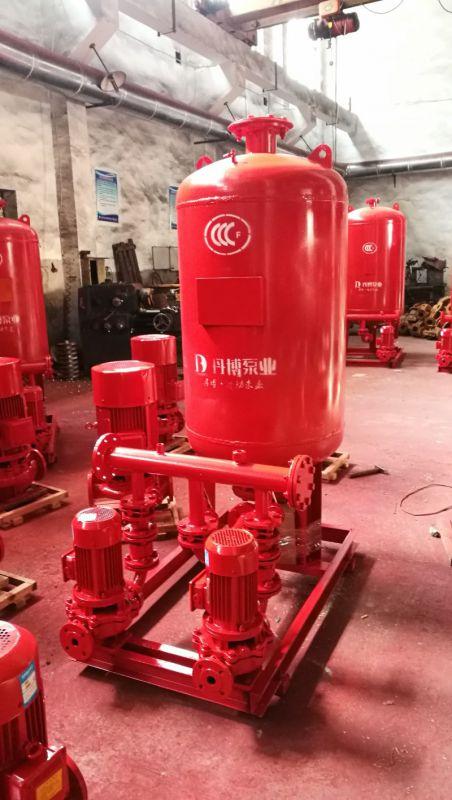 消防稳压给水设备AB签1对1认证XBD消防泵型号