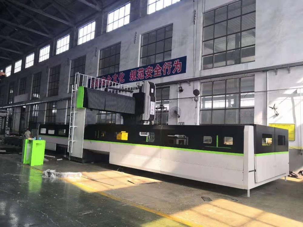 江苏经济型数控龙门铣床可到厂或者客户使用现场考察