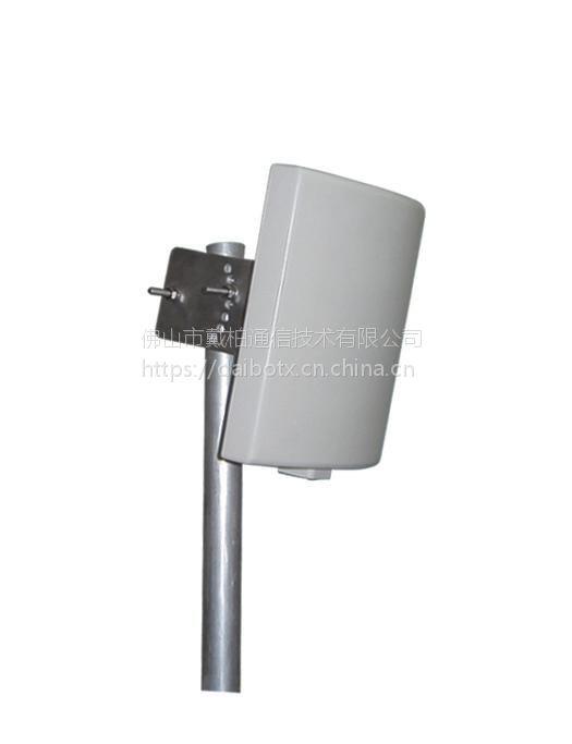 DF24-110V10F 2.4 GHz ISM 频段 通信系统天线 大角度