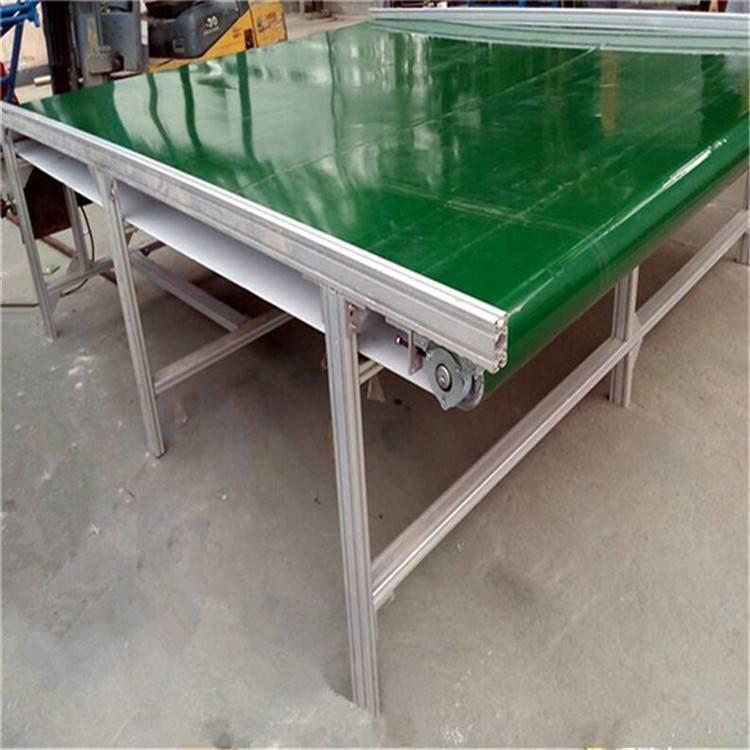 铝型材输送机变频调速式 水平式传送机瑞安