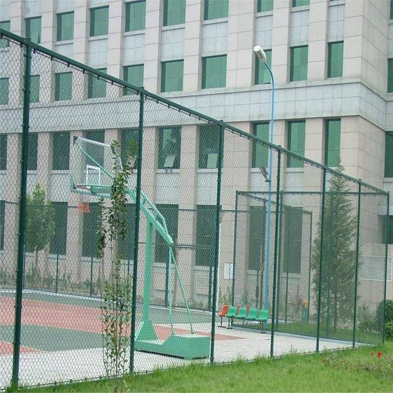 篮球场围栏高度 运动场围栏 体育防护网