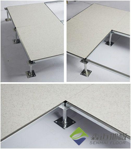 全钢防静电地板 全钢防静电活动地板 全钢防静电架空地板