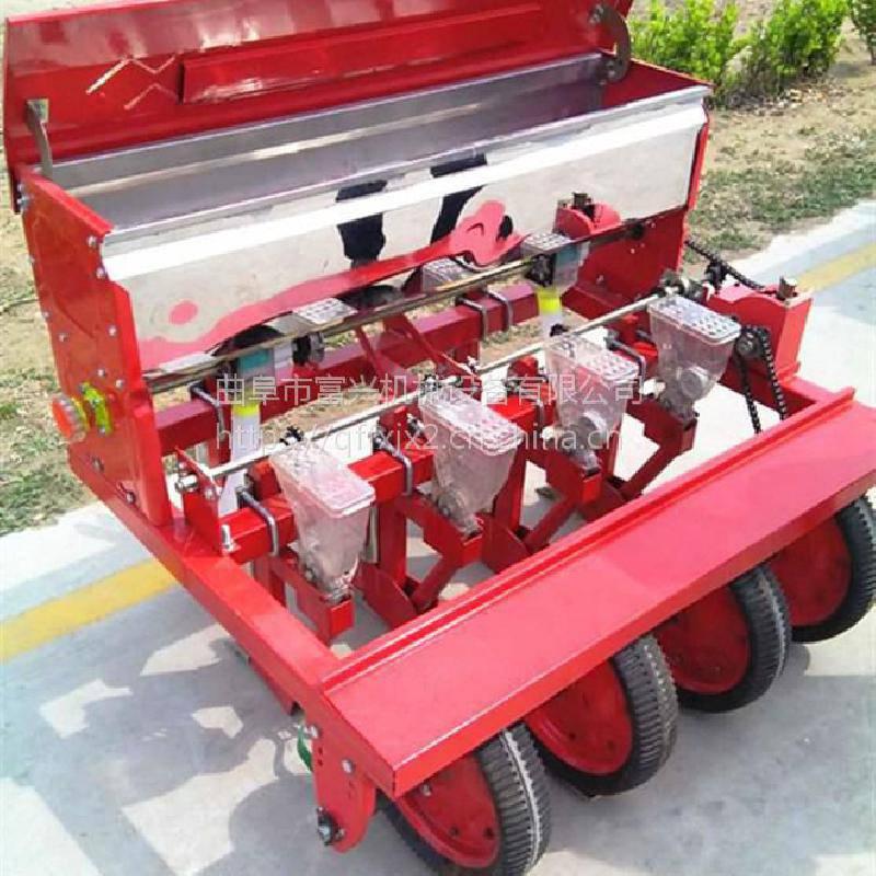牧草中药材播种机 蔬菜精量株距行距可调播种机 小颗粒种子种植机厂家