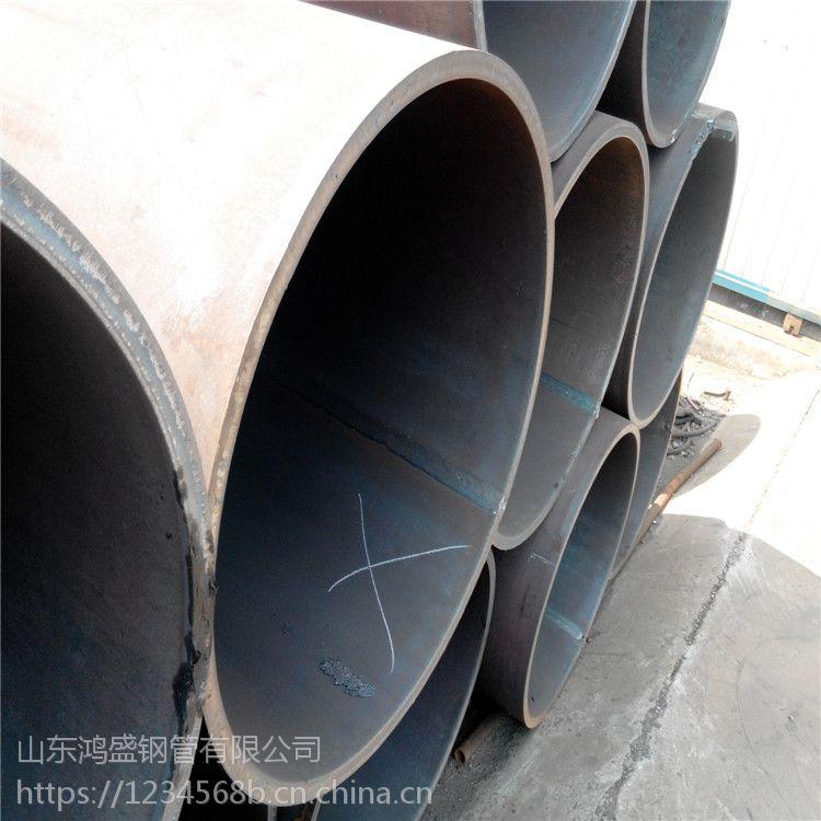 山东鸿盛供应薄壁直缝焊管 优质高频焊接管厂家直销