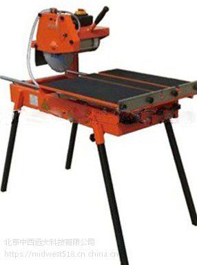 中西 电动石材切割机 型号:DK-6814-L1库号:M358333