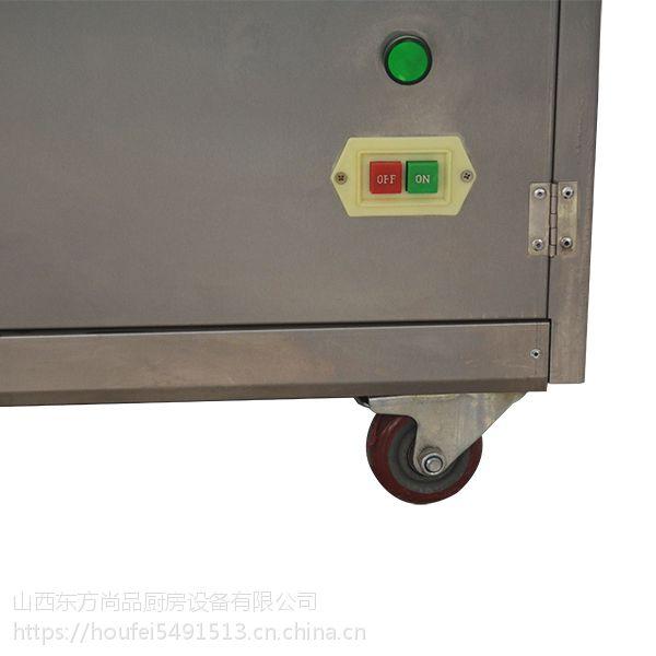 商用休闲食品加工设备山西凯悦电热全自动炒货机