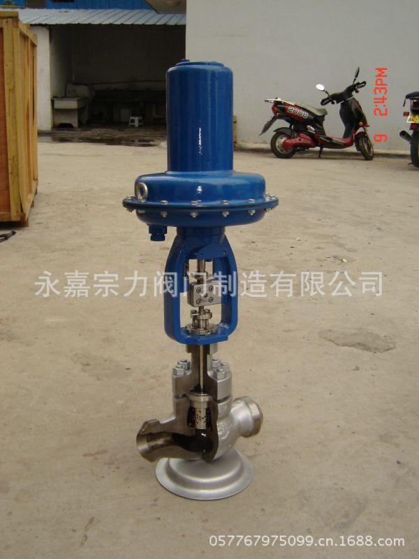 产品用途 锅炉给水调节阀适用于锅炉给水系统,供调节给水流量用,电动图片