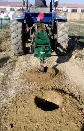 宏燊 植树挖坑机 挖窝机 打孔机图片 价格实惠