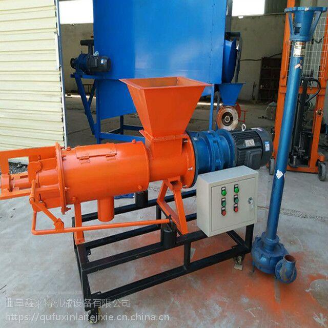 猪粪分离粪类脱水机 粪便处理环保设备 家禽干湿粪便脱水机