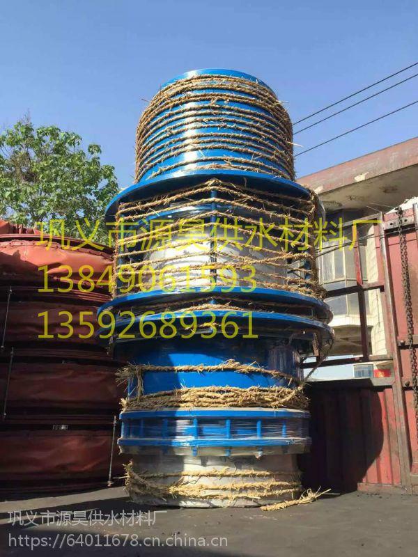 ZHN-H无推力套筒补偿器其具有强度大,摩擦系数小(0.04~0.10),不老化,效果好,维修方便等