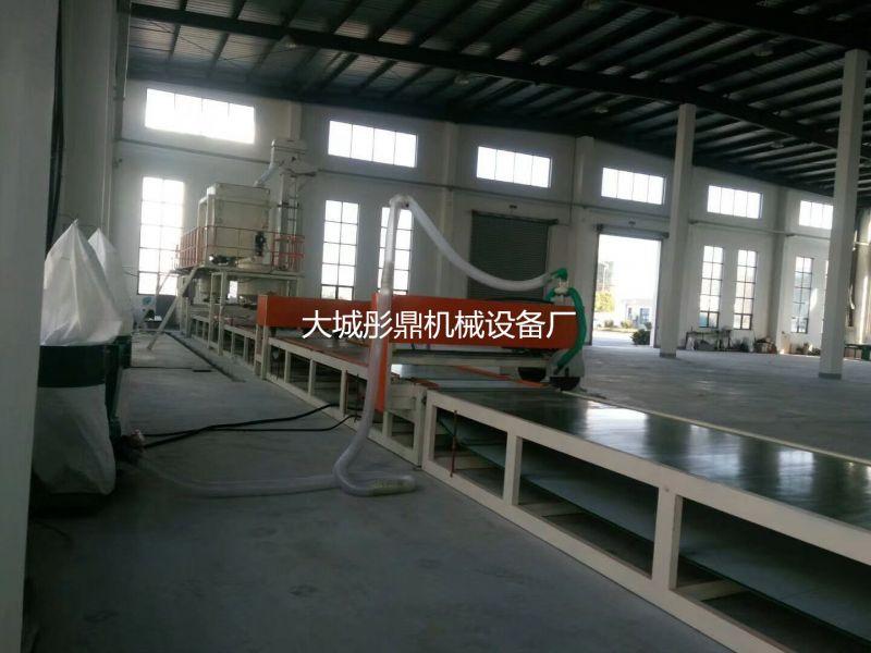 彤鼎—岩棉砂浆复合板设备厂家|价格|型号|介绍