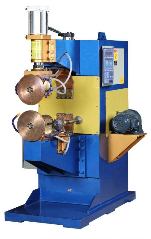 TFN气动交流滚焊机厂家操作视频 余13544032141