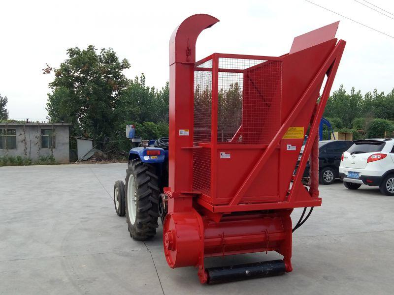 供应2018年新款秸秆回收机 牧草回收机