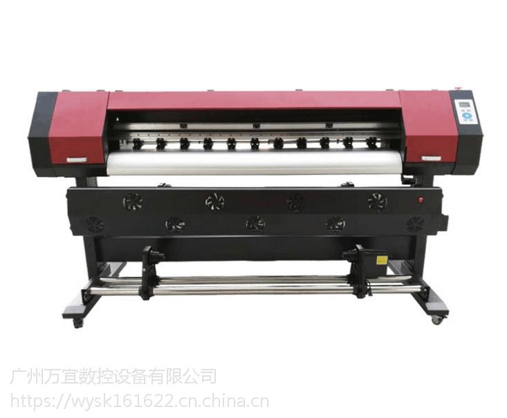 专供批布裁片热转印机 数码印花机 喷绘打印机 可上门安装