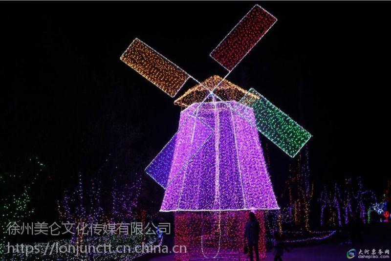 灯光秀厂家可谓是全国瞩目的盛典灯光秀工厂制作公司