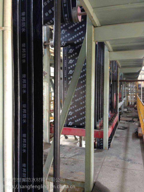 聚合物个性沥青耐根穿刺防水卷材 欢迎致电咨询