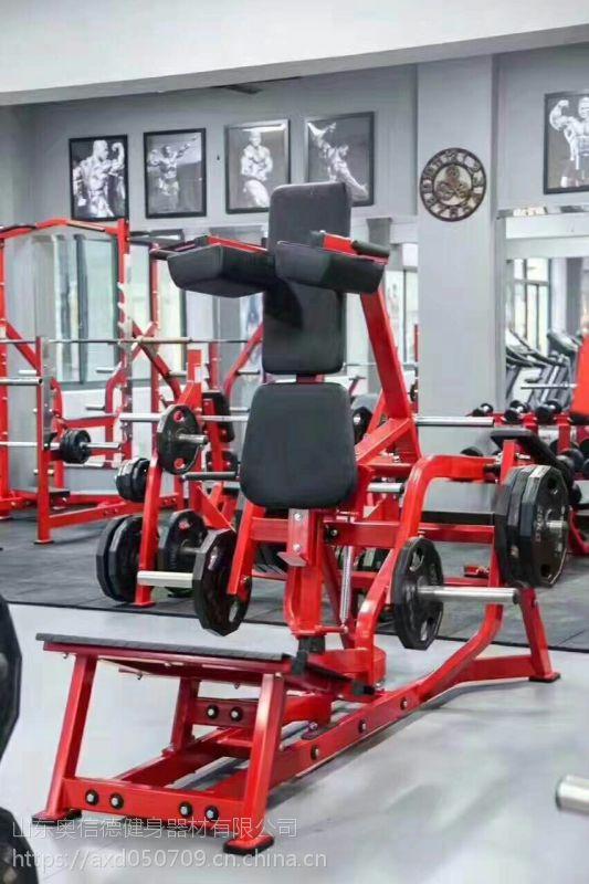 供应厂家直销健身房悍马系列45度倒蹬机练习器商用健身器材