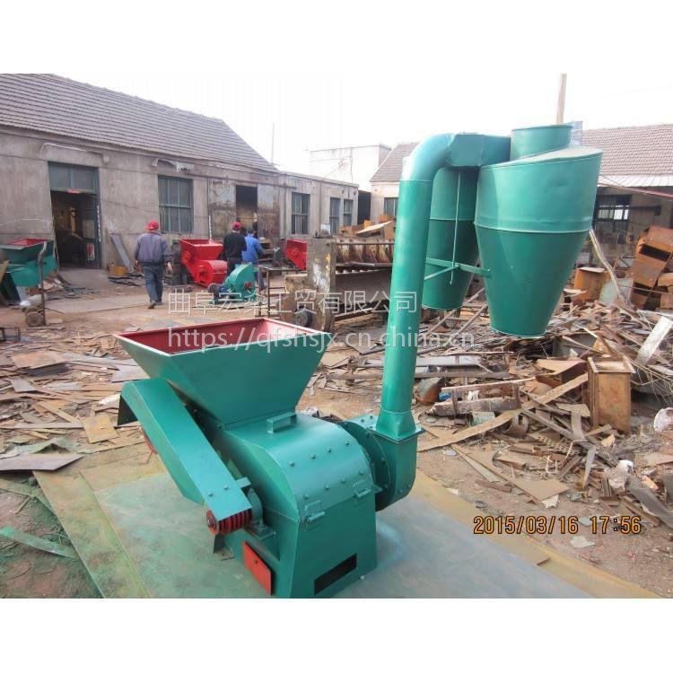 红薯秧花生壳粉碎机 养殖饲料粉碎机厂家